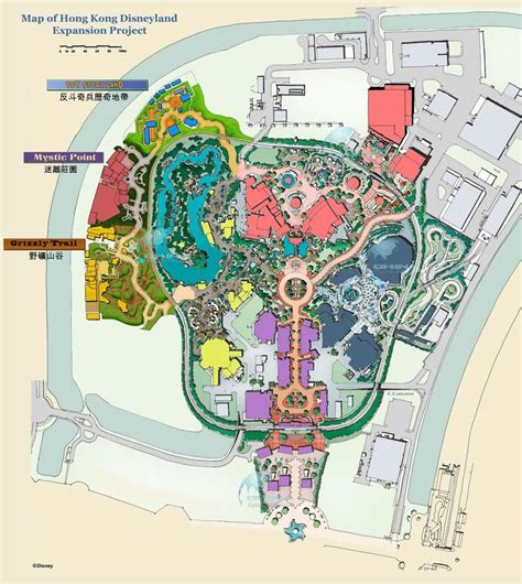 Layout Land | 10 best images about theme park layouts on pinterest
