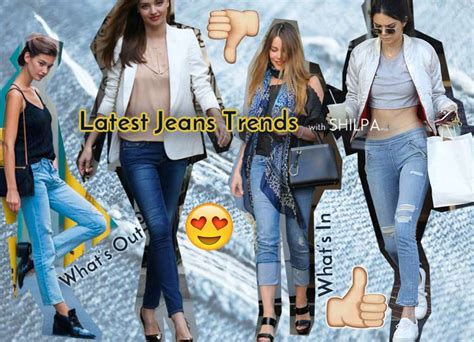 whats in and whats out for 2014 fashion trends 5 jeans trends for summer 2016 latest fashion in jeans