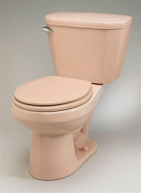 preferred peach colored toilet yp roccommunity