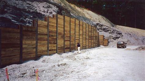design build inc soldier pile retaining