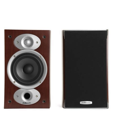 polk audio rti a1 rtia1 bookshelf surround speakers