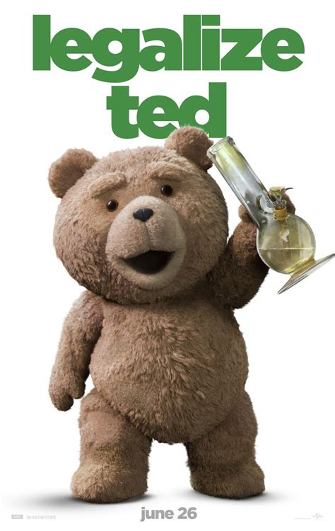 ted movie the gallery for gt ted the bear smoking weed