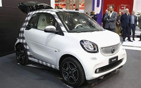 Tv Mobil Kecil mobil kecil smart fortwo disulap jadi dapur okezone news