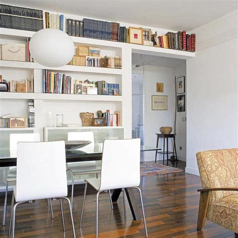 bookcases for small spaces modern home library small home