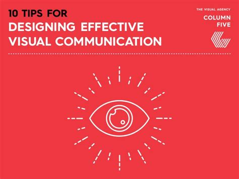 visual communication and design exam tips 10 tips for designing effective visual communication