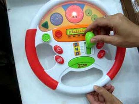 Mainan Anak Feeding Bottle baby steering wheel nb005 mainan anak edukatif