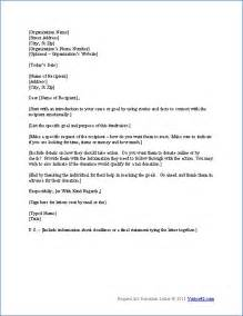 Donation request letter how to write a donation request letter use
