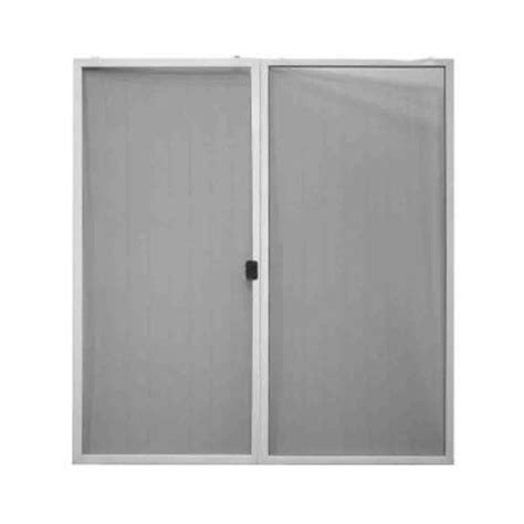 Screen Patio Doors Home Depot by Steves Sons 60 In X 80 In Screen Door Kit For