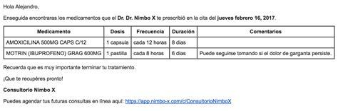 imagenes medicas pdf como usar la receta medica de nimbo x nimbo