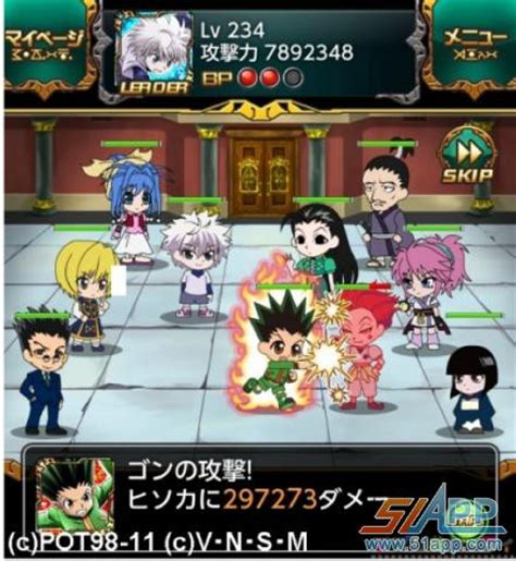 hunter x hunter themes for android crunchyroll hunter x hunter battle collection el juego