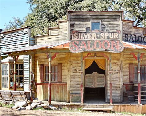 Floor Plan Apps For Ipad by Old Western Saloon Photograph By Terry Fleckney