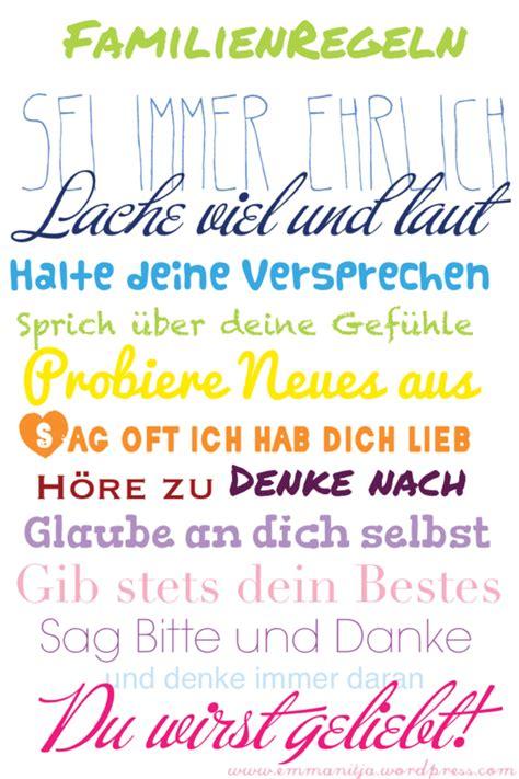 Spruch Au Pair Dieter Hinterk family zum an die wand nageln allersch 246 nstes f 252 r dich