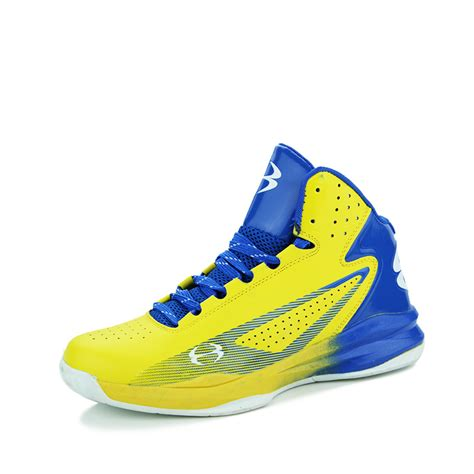 black and yellow basketball shoes promotion shop for