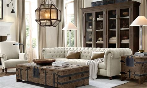restoration hardware living rooms rooms restoration hardware