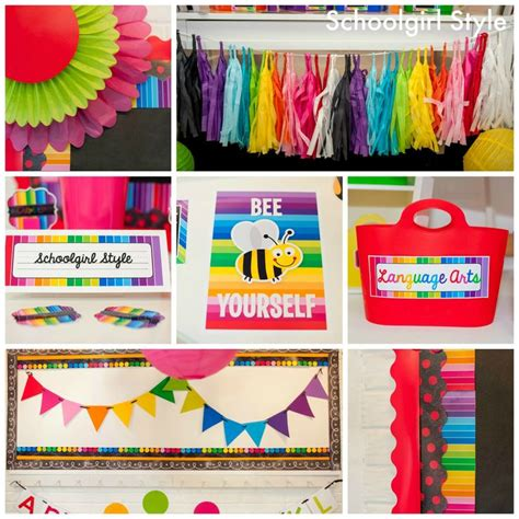 color theme ideas happy rainbow chalkboard by schoolgirl style i love the