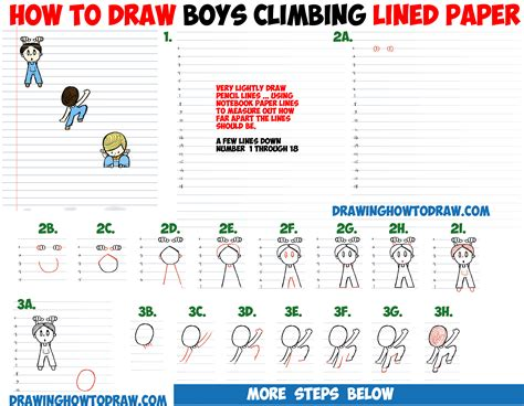 How To Make Illusions On Paper - how to draw cats climbing lined paper 3d optical