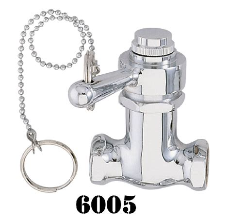 Pull Chain Shower Valve by Copper Corporation