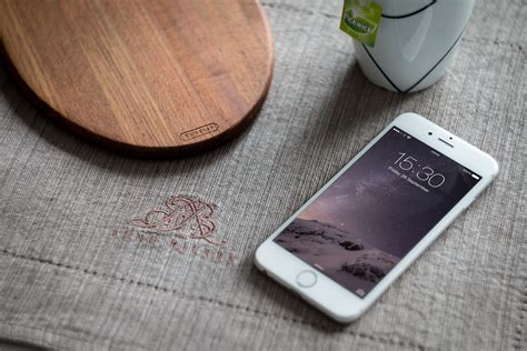 Iphone 6 Photography Mockup Graphicburger Iphone Web Design Template