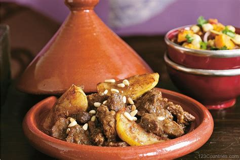 cucina marocco national dish tajine of morocco 123countries
