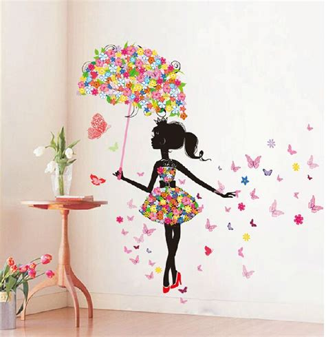 wall art for girls bedroom 25 best ideas about wall stickers on pinterest brick
