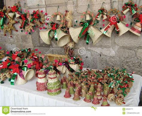 mexican christmas handicrafts stock image image 63525771