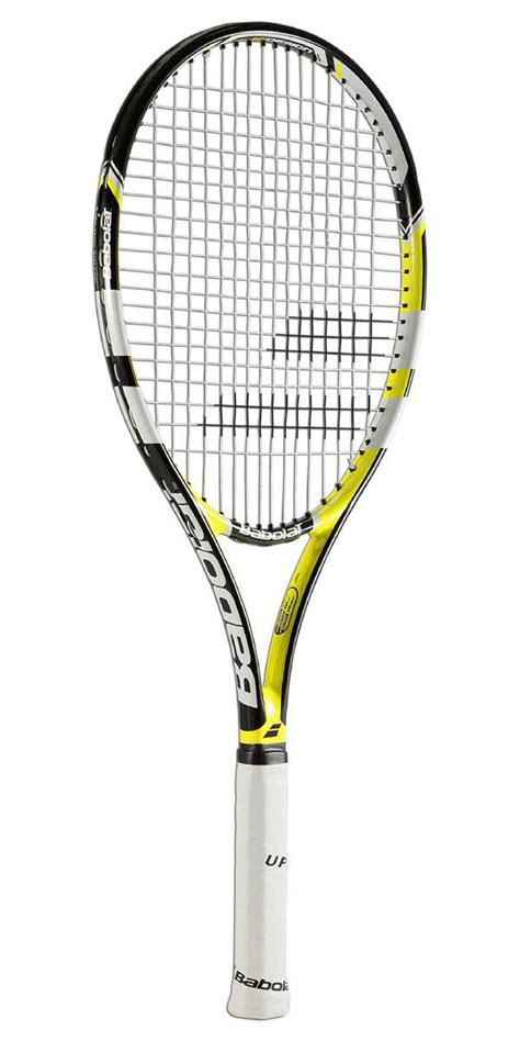 Senar Raket Tenis Babolat Addiction 17 babolat pulsion 102 tennis racket black yellow 2015