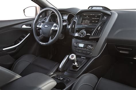 Ford St Interior by Ford Focus St Black Interior