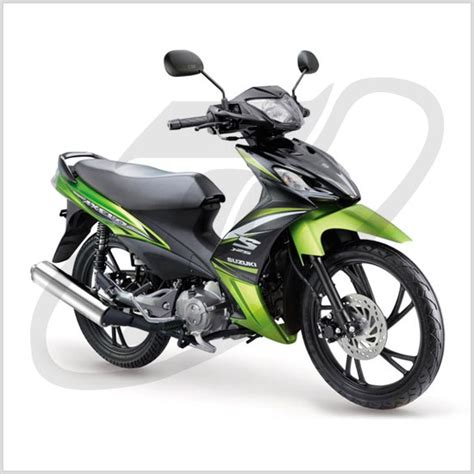 Suzuki Green Shogun Axelo Tropicana Motorworld