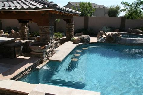 Backyard Pools by Swim Up Pool Bars On Swim Up Bar Pool Bar And Outdoor Kitchens