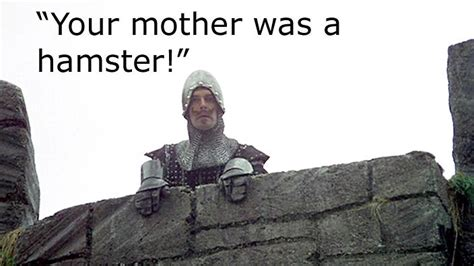 monty python quotes holy grail how to quote monty python without being annoying