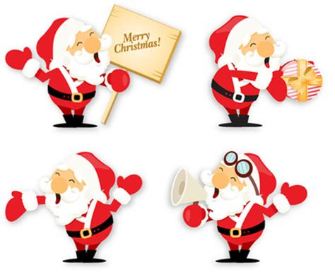 santa claus illustrations cliparts co