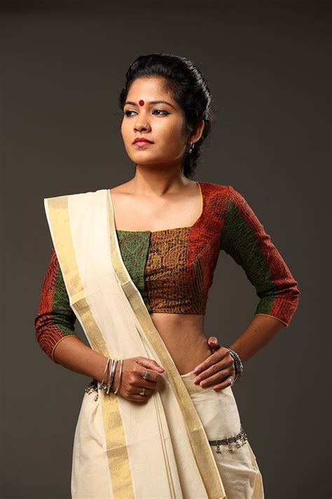 Blouse Designs In Kerala by 44 Best Kerala Saree Images On