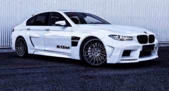 is the hamann mi5sion the best looking custom bmw m5