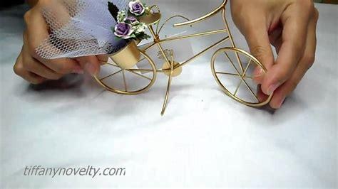 Vintage Wedding Giveaways - vintage bike souvenirs party favors for wedding or debut youtube