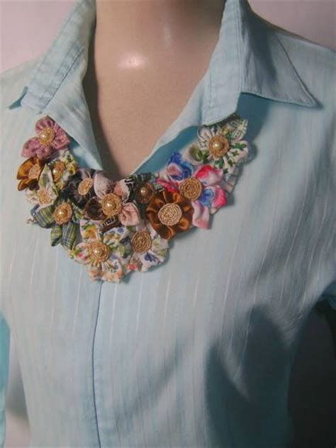 Flores Maxy maxi colar no elo7 maries bijou 213e0e