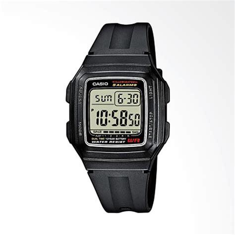 Jam Tangan Samsung Rubber 1 jual casio digital rubber jam tangan pria black f