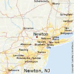best places to live in newton new jersey