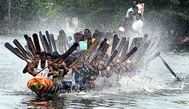 kerala boat race pictures muziris heritage tourism development society is organising