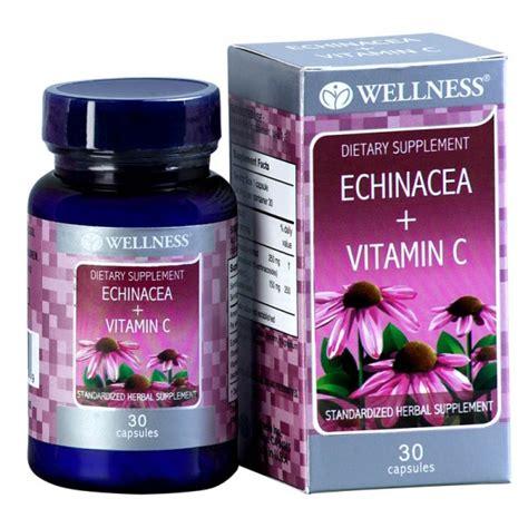 Vitamin C 500 Mg Isi 30 Tablets Maxvita Diskon jual wellness echinaceae vit c isi 30 prosehat