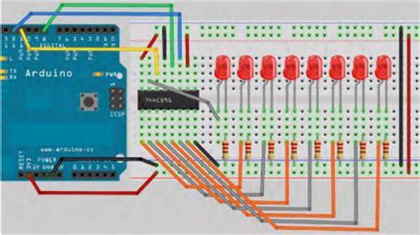 resistor no arduino matriz de led arduino ifsul