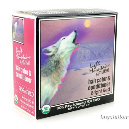 light mountain bright light mountain hair color conditioner bright