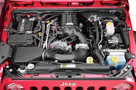 Jeep Jk Supercharger Edelbrock E Supercharger For 15 17 Jeep Wrangler Jk