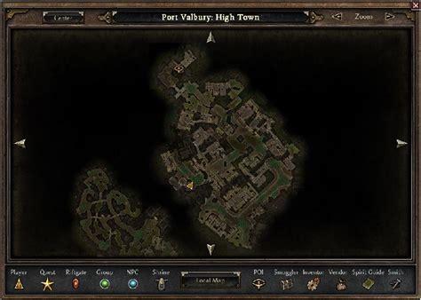 port valbury high town official grim dawn wiki