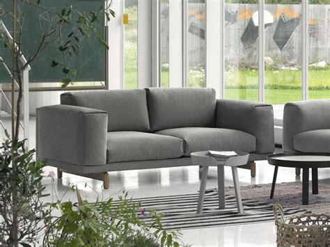 buy the muuto rest two seater sofa at nest co uk