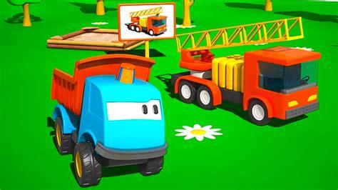 si鑒e auto 4 ans dessins anim 233 s avec l 233 o le camion curieux le camion de