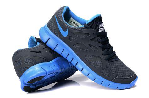 unique nike running shoes unique design black blue nike ody q w free run 2 s