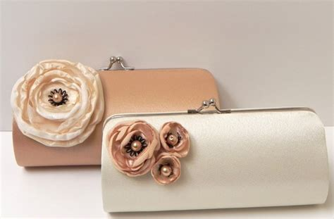 Another Etsy Find The Satin Rolled Clutch by Wedding Style Austendarcywedding