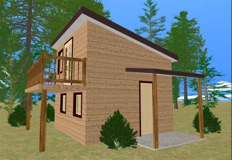 loft houses designs roof cozy home plans