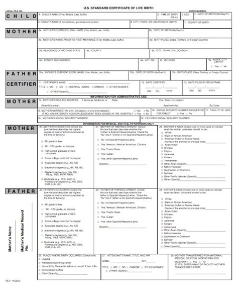 real birth certificate template real birth certificate template 15 birth certificate