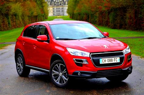peugeot suv 2014 2014 peugeot 4008 pictures information and specs auto